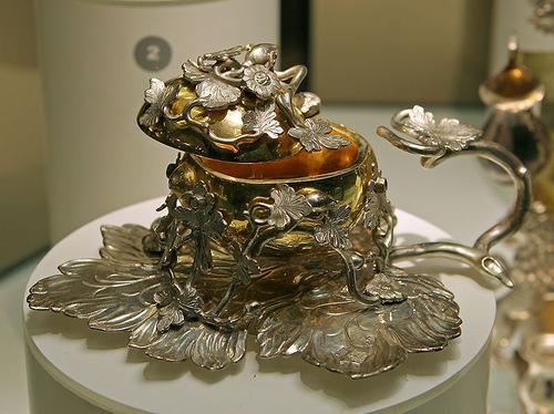 Beautiful jewelry of Buccellati