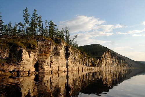 Beautiful Siberia – Lena Pillars and the Olenyok River