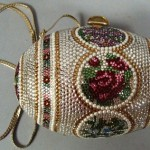 Luxury handbag by Judith Leiber