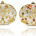 Jeweled clutches by Judith Leiber