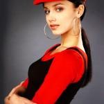 "Beautiful girl Anastasia Yagaylova, winner of Russian TV reality show ""Big Brother"" in 2005"