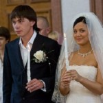 Meanwhile, after her participation in the show Anastasia Yagaylova met her future husband (getting married in the church)