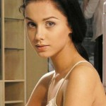 "Beautiful girl Anastasia Yagaylova, winner of Russian TV reality game show ""Big Brother"" in 2005"