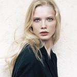 Rare beauty, Russian model Daria Zhemkova