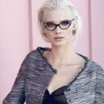 Born in Siberia beautiful Russian model Daria Zhemkova