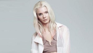 Classic beauty Russian model Daria Zhemkova