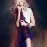 Siberian beauty supermodel Daria Zhemkova