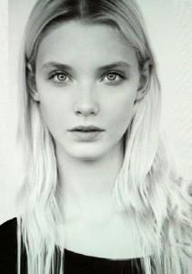 Angel look, Daria Zhemkova
