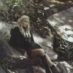 Fashion photo Daria Zhemkova