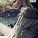 Beautiful Russian model Daria Zhemkova