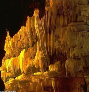 Cave in Pang Mapha-Thailand