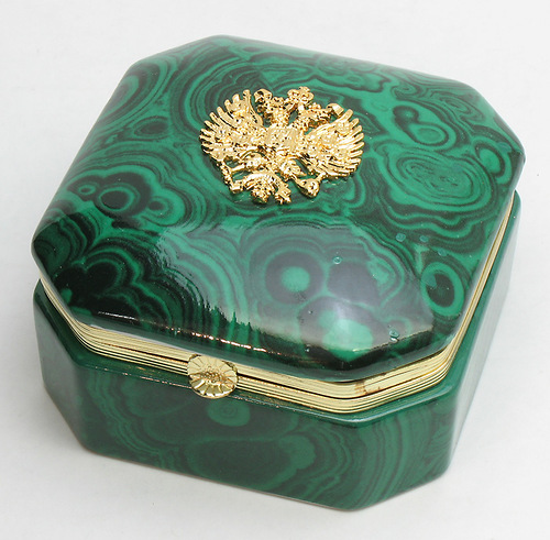 Russian Malachite