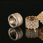 Buccellati unique lace jewelry