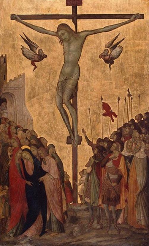 Ugolino Lorenzetti Golgotha