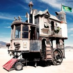 Neverwas Haul Steampunk House on Wheels