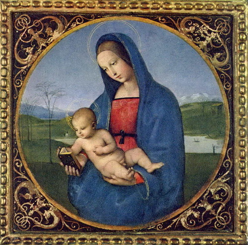 The Conestabile Madonna