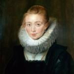 Portrait of the Infanta Isabella maid