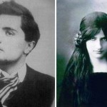 Amadeo Modigliani and Jeanne Hebuterne