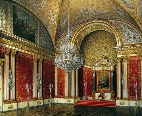 Painted by Edward Petrovich Hau