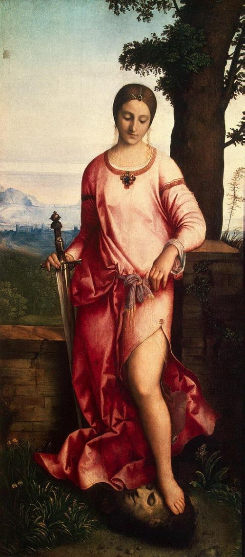 Giorgione – Judith