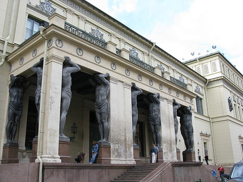 Walking through the halls of the Hermitage. Part 3