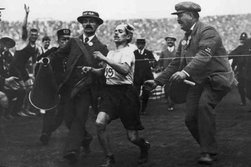 Wyndham Halswelle (30 May 1882 – 31 March 1915)- British athlete