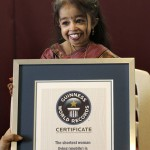 Jyoti Amge the worlds tiniest woman