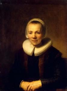 Harmensz Rembrandt van Rijn – Portrait Barto Martens Domer