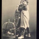 Tiltil and Mytilene. Actresses Koonen and Khalutina