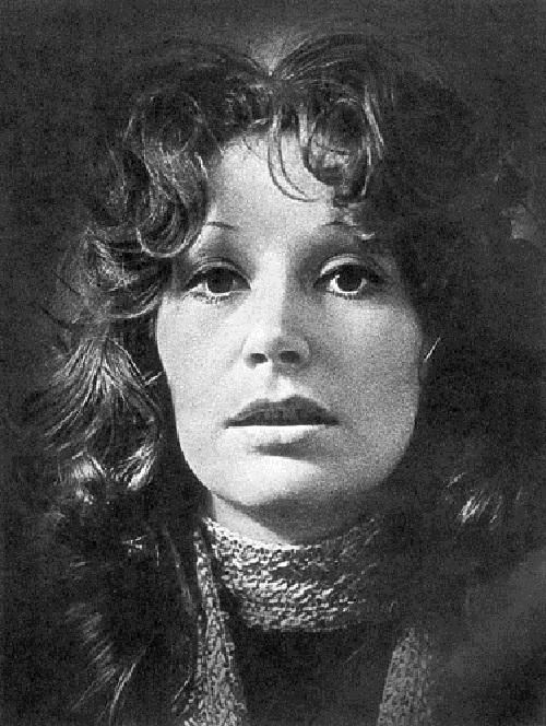 In the film 'Woman who is singing'. Alla Pugacheva