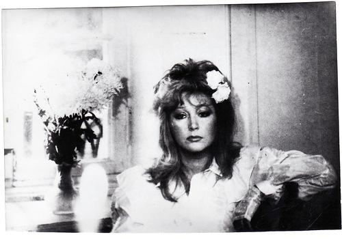 Old photo of Alla Pugacheva