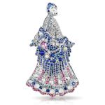 La Broche Lara a Talashkino. Les Saisons Russes Faberge style jewelry