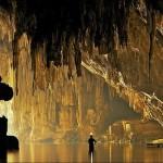 Tham Pha Mon cave, Pang Mapha, Thailand