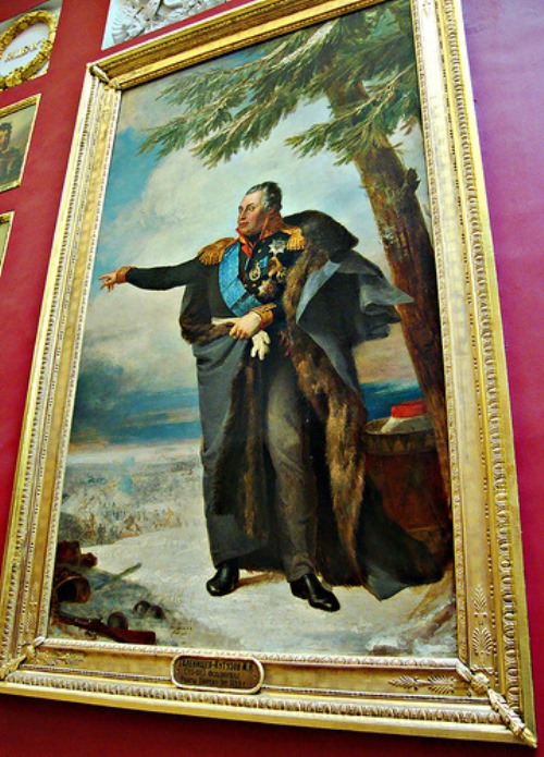 Field Marshal MI Kutuzov
