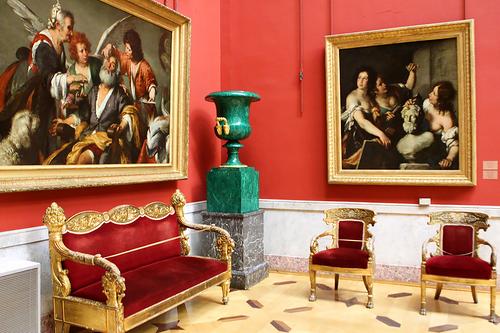 Exhibition of Italian art