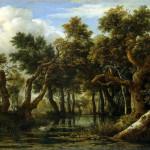 Izaks Jacob van Ruisdael – Swamp