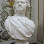 Bust of Peter I