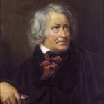 O.A. Kiprensky (1782-1836) – Portrait of the Danish sculptor Bertel Thorvaldsen. 1831