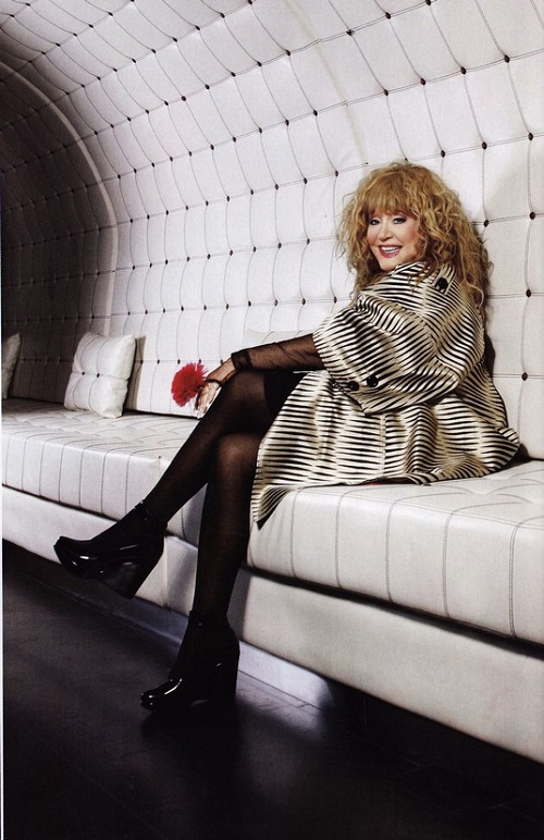 Alla Pugacheva the brand of Russia
