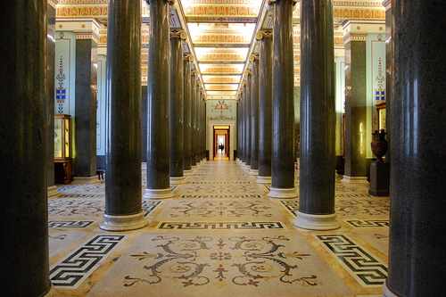Hall of Twenty Columns