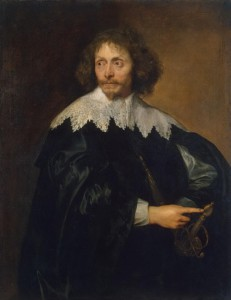 Portrait of Sir Thomas Chaloner. Anthony van Dyck