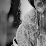 Chain Earcuff earrings