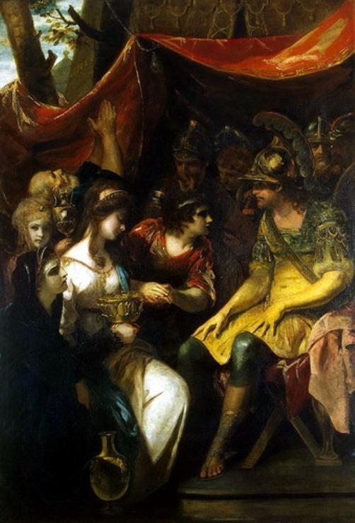 Reynolds, Joshua – Forbearance Stsipiona African