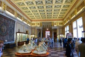 Hall of Majolica