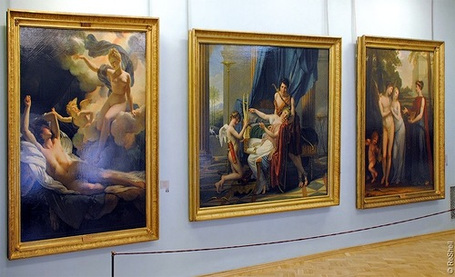 Walking through the halls of the Hermitage. part 2