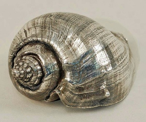 Exquisite sea shell, jewelry by Gianmaria Buccellati