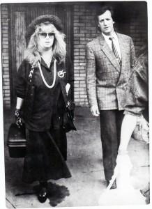 Alla Pugacheva and Yevgeniy Boldin