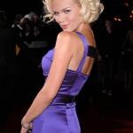Vologda born actress and model Anya Monzikova
