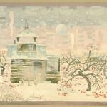 Banya. Quilt Art of Russian artist Isabella Baikova