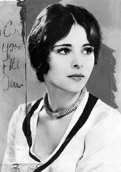 Silent era cinema, actress Dorothy Janis